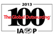 TEAM International is included in Global Outsourcing 100 by IAOP